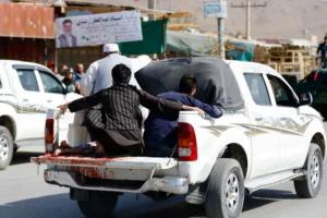 Αφγανιστάν: Ματωμένες εκλογές – 15 νεκροί από επίθεση βομβιστή αυτοκτονίας [pics]
