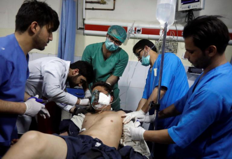 Βουλευτικές εκλογές στο Αφγανιστάν: Σε εξέλιξη η καταμέτρηση, μετά τα αιματηρά επεισόδια | Newsit.gr