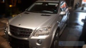 Θεσσαλονίκη: Μετέφεραν μετανάστες με πολυτελή αυτοκίνητα [pics]