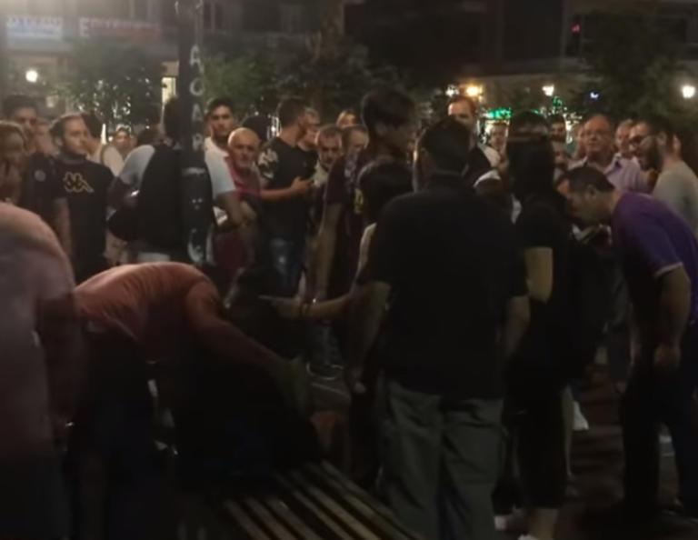Αγρίνιο: Ελεύθερος ο 21χρονος που κατηγορείται για τον τραυματισμό 19χρονης στην πορεία για τον Παύλο Φύσσα | Newsit.gr