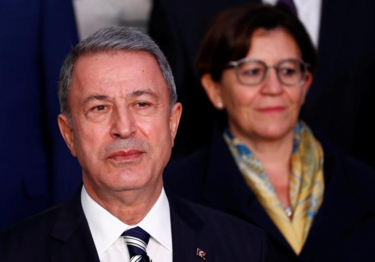 Απειλεί με πόλεμο ο Τούρκος υπουργός Άμυνας!   Newsit.gr