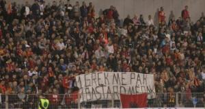 """Κατσίφας: """"Εμετικό"""" σύνθημα Αλβανών! """"Ένας Έλληνας νεκρός, ένας μπάσταρδος λιγότερος"""""""