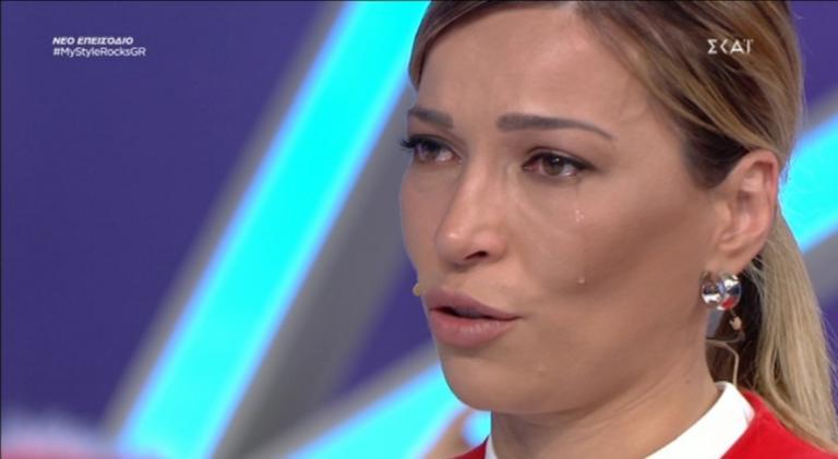 My Style Rocks: Ξέσπασε σε κλάματα η Αμάντα! «Με προσβάλατε! Και αν λέτε εμένα χοντρή…» | Newsit.gr