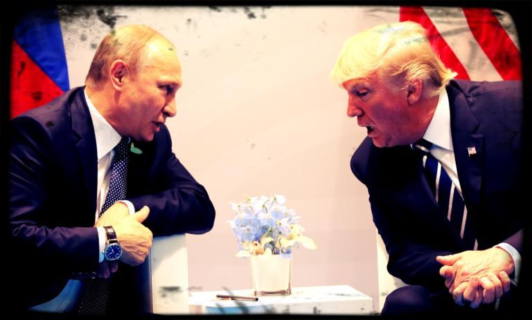 Δεν θα διεξαχθεί η συνάντηση Πούτιν και Τραμπ στο Παρίσι – Αρνήθηκε ο Μακρόν! | Newsit.gr