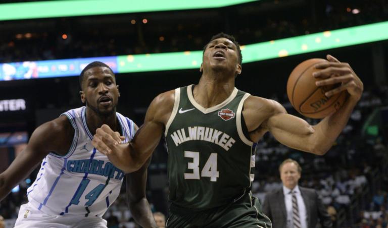 NBA: Σαρωτικός ο Αντετοκούνμπο στην πρεμιέρα! Νίκη για Μπακς – video   Newsit.gr