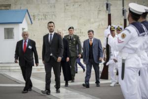 Χαρίτσης: Η Γερμανία οφείλει να αναγνωρίσει το χρέος της απέναντι στην Ελλάδα