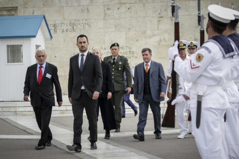 Χαρίτσης: Η Γερμανία οφείλει να αναγνωρίσει το χρέος της απέναντι στην Ελλάδα | Newsit.gr