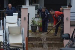 Χρηματοδοτήσεις 2,6 εκατ. ευρώ σε δήμους για την αποκατάσταση ζημιών που προκάλεσε ο «Ζορμπάς»