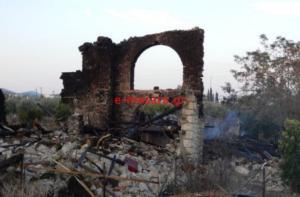 Κρήτη: Ισοπεδώθηκε οινοποιείο από την έκρηξη σε ρακοκάζανο – Ζημιές σε σπίτια και διακοπές ρεύματος – video
