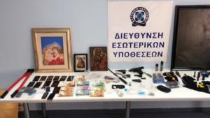Κύκλωμα ναρκωτικών – Ο διάλογος για τη… «χαλασμένη» κοκαΐνη: «Ρε, έχει μαυρίσει»