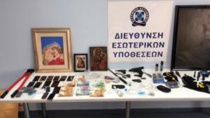 Αστυνομικός για κύκλωμα ναρκωτικών: «Δεν έχω καμία σχέση»