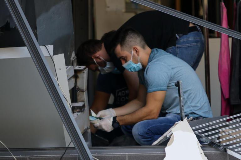 Θεσσαλονίκη: Έκρηξη σε ΑΤΜ – Βούτηξαν τα χρήματα που υπήρχαν μέσα και έγιναν καπνός! | Newsit.gr