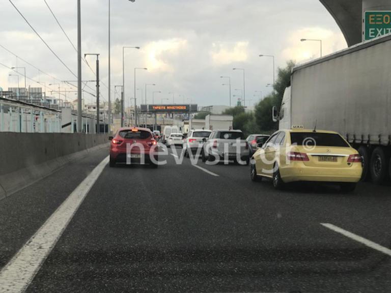 Ο Στάινμαϊερ φέρνει… ταλαιπωρία και κίνηση στην Αττική Οδό! | Newsit.gr