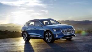 Με «γονίδια Porsche» το νέο ηλεκτρικό σπορ σεντάν της Audi