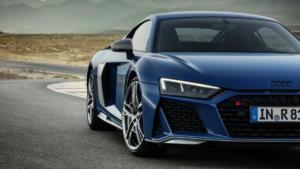 Η Audi ελέγχει το R8 με τον πλέον παραδοσιακό τρόπο