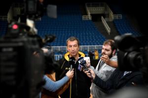 """ΑΕΚ – Μπάνκι: """"Δεν είναι ρεαλιστικό να μπούμε ανάμεσα σε Παναθηναϊκό και Ολυμπιακό"""""""