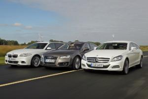 Audi, BMW και Mercedes-Benz βλέπουν την ανάπτυξή τους να επιβραδύνεται