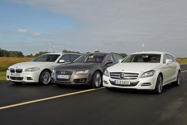 Audi, BMW και Mercedes-Benz βλέπουν την ανάπτυξή τους να επιβραδύνεται | Newsit.gr