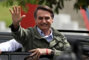 """Η Βραζιλία του ακροδεξιού Μπολσονάρο: """"Φτάνει με τον σοσιαλισμό και τον κομουνισμό"""""""