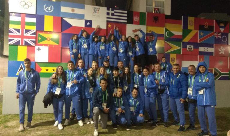 Ολυμπιακοί Αγώνες Νέων: Η Μπούρμπου σημαιοφόρος στην Τελετή Έναρξης   Newsit.gr
