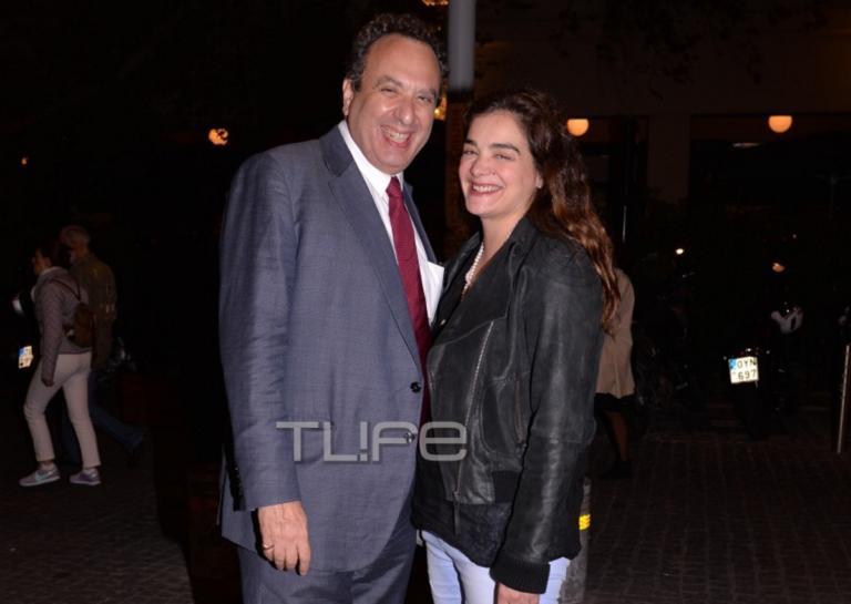 Γωγώ Μπρέμπου: Σπάνια νυχτερινή έξοδος με τον σύντροφό της, Χρήστο Χωμενίδη [pics] | Newsit.gr