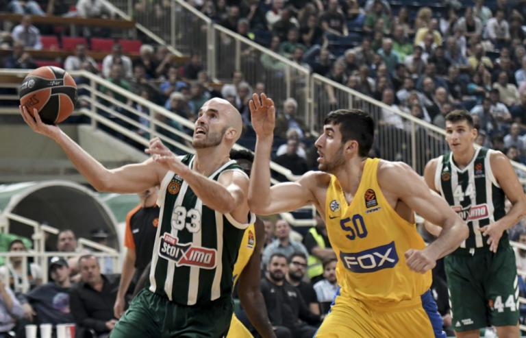 Παναθηναϊκός – Μακάμπι 89-84 ΤΕΛΙΚΟ: Πρώτη νίκη με… άγχος για το Τριφύλλι! | Newsit.gr
