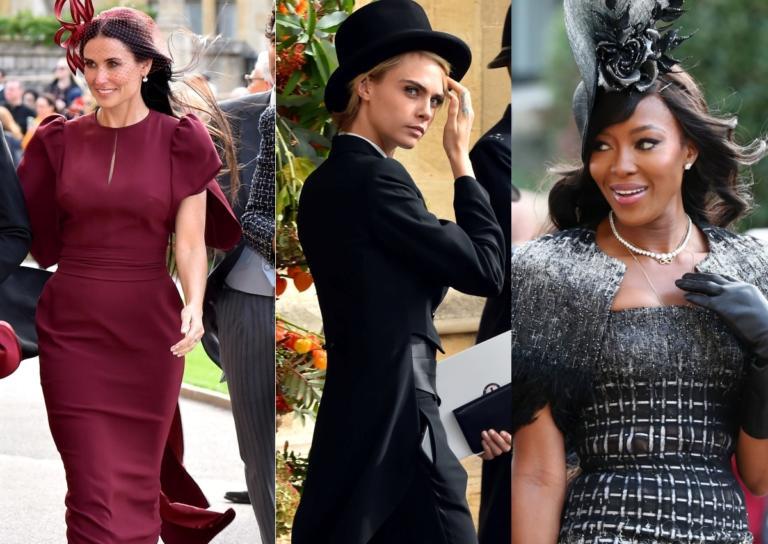 Παρέλαση επωνύμων από τον παραμυθένιο γάμο της πριγκίπισσας Ευγενίας! | Newsit.gr