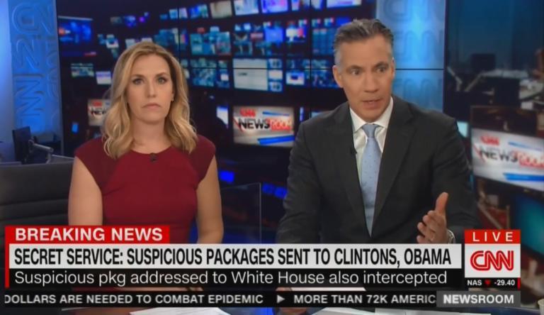 ΗΠΑ – CNN: Συναγερμός on air! Σαστισμένοι οι παρουσιαστές – video   Newsit.gr