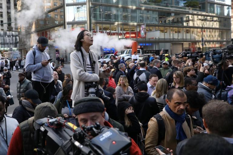 ΗΠΑ: Εκκενώνεται και το CNN λόγω ύποπτου μηχανισμού! | Newsit.gr