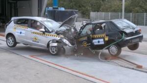 Δυο Ford Fiesta μας δείχνουν πόση πρόοδος έγινε στην παθητική ασφάλεια τα τελευταία 20 χρόνια [vid]