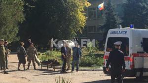 Τραγωδία στην Κριμαία: Έκρηξη σε κολλέγιο, δεκάδες νεκροί και τραυματίες