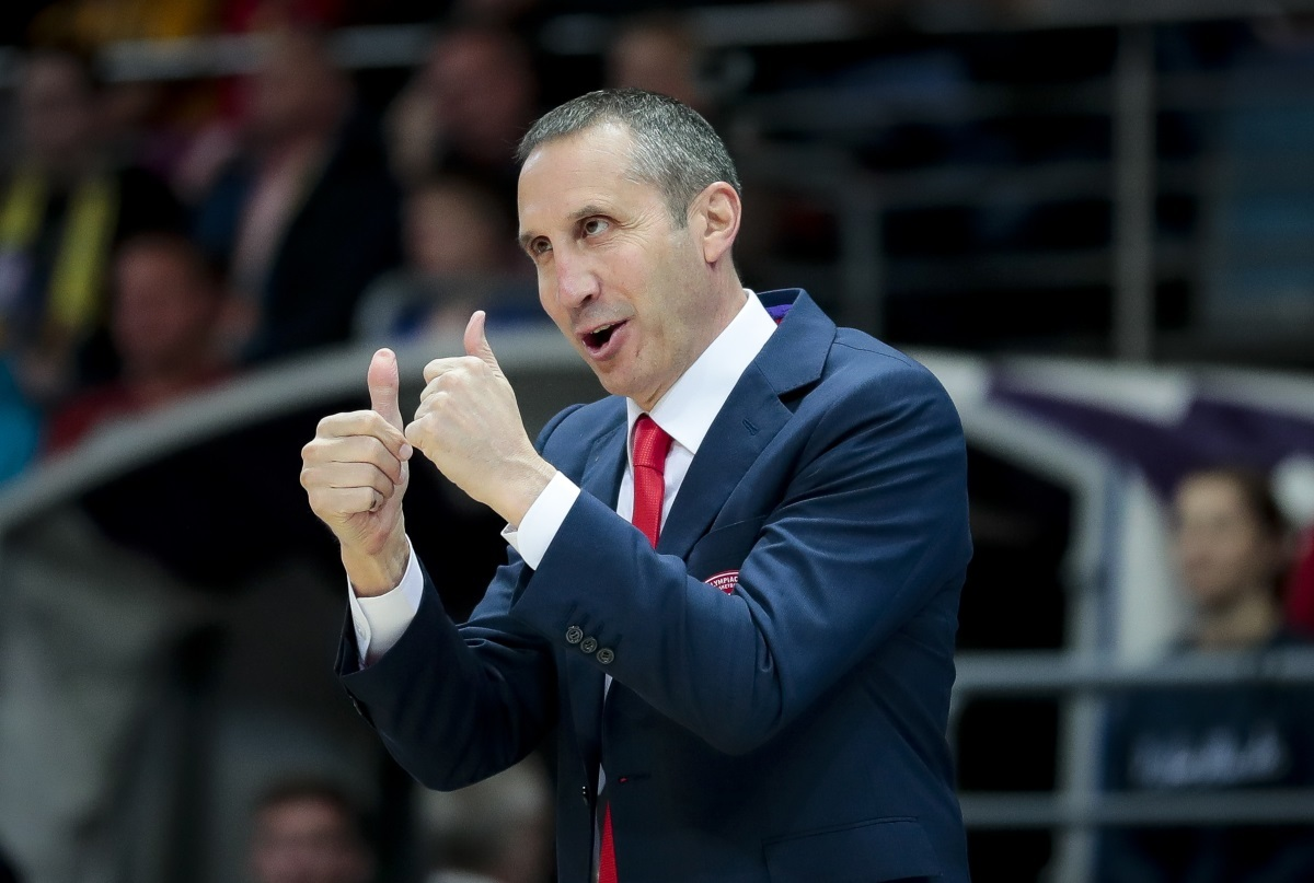 Νέος Ολυμπιακός: David Blatt… approves! | Newsit.gr