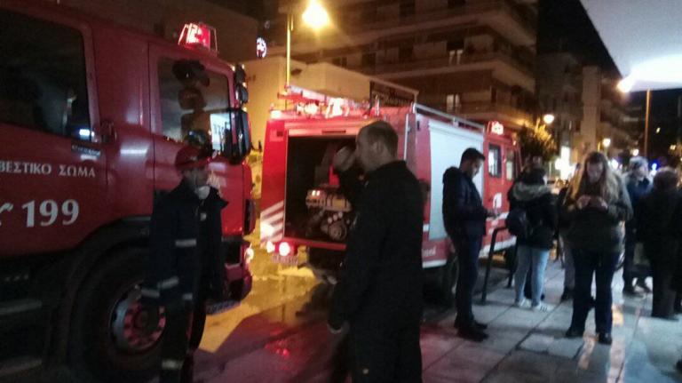 Φωτιά σε διαμέρισμα στην Πάτρα | Newsit.gr