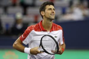 Στον τελικό του Shanghai Masters ο ασταμάτητος Τζόκοβιτς!