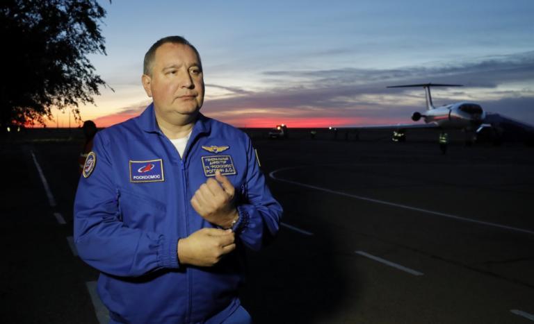 """Ντμίτρι Ρογκόζιν: Προσωπική """"χάρη"""" για να επισκεφθεί τη NASA""""!   Newsit.gr"""