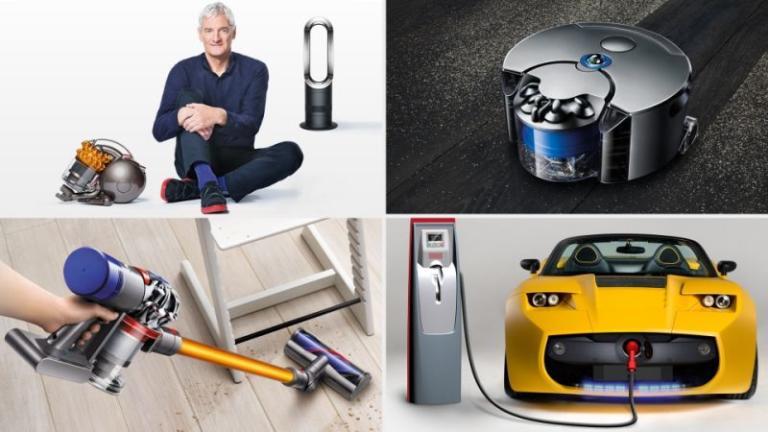 Από τις ηλεκτρικές σκούπες στα ηλεκτρικά αυτοκίνητα! | Newsit.gr