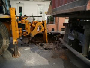 Έργο 5 εκατ. ευρώ για την αποκατάσταση φθορών από πλημμύρες στο οδικό δίκτυο του Καματερού