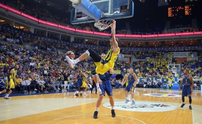 Euroleague: Οι «μαγικές» στιγμές της δεύτερης μέρας! Φοβερά καρφώματα – video | Newsit.gr