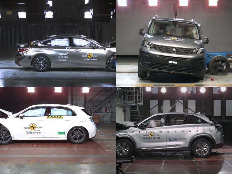 Εκπλήξεις στις νέες δοκιμές ασφαλείας του Euro NCAP [vidς] | Newsit.gr