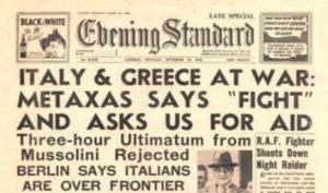 28η Οκτωβρίου: Η πρέσβης της Βρετανίας αποθεώνει τους Έλληνες με… Τσόρτσιλ