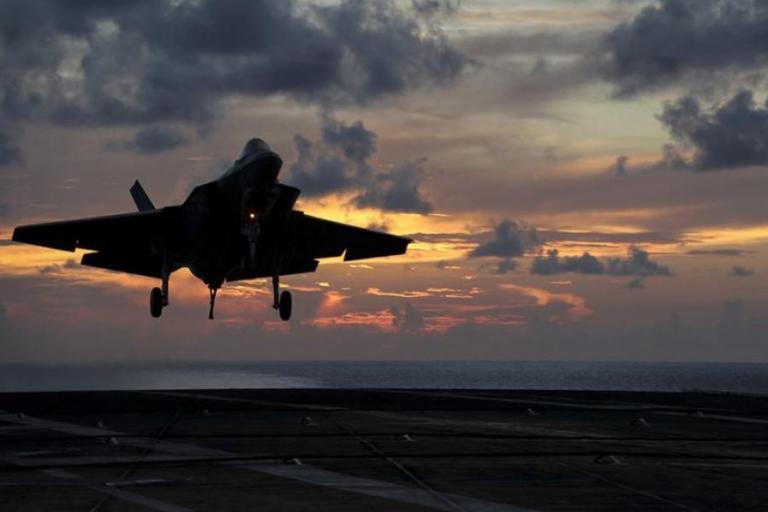 Τι παίζει με τον παγκόσμιο συναγερμό των F-35! [pics] | Newsit.gr