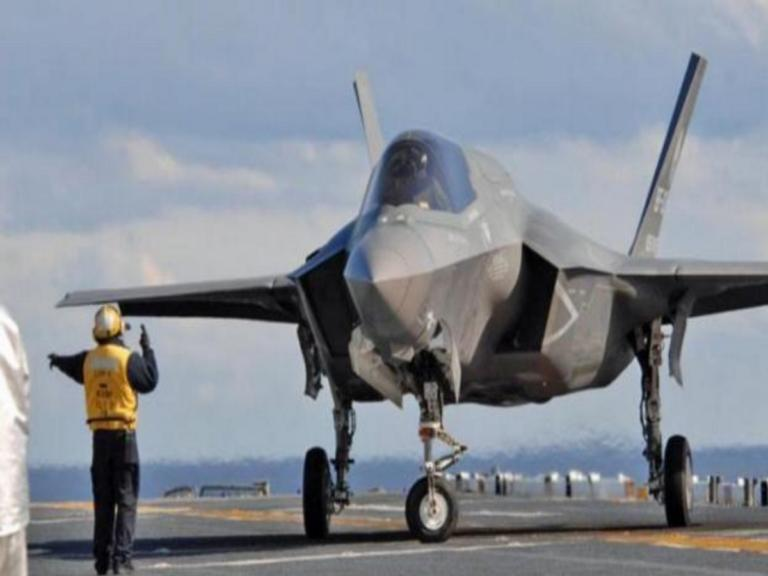 Ψώνισε από σβέρκο ο Ερντογάν: Στο έδαφος μέχρι νεωτέρας όλα τα αμερικανικά F-35! [pic] | Newsit.gr