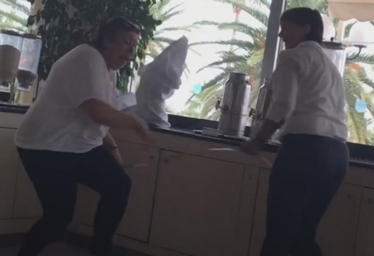 Χανιά: Η φάρσα της δεκαετίας ρίχνει το διαδίκτυο ξανά – Ακόμα τρέχει η υπάλληλος του ξενοδοχείου – video | Newsit.gr