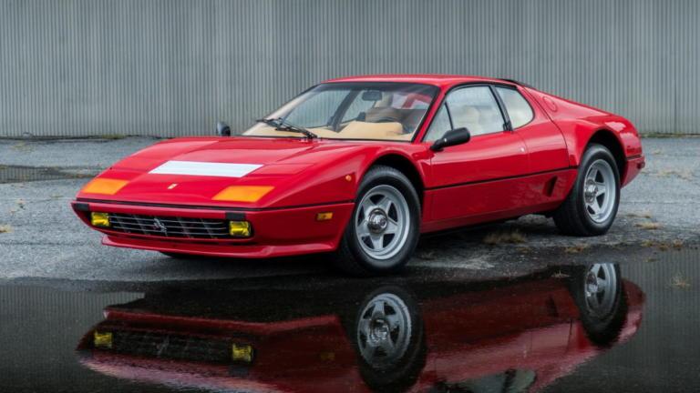 Από πού πήρε το όνομά της η Ferrari Berlinetta Boxer; | Newsit.gr