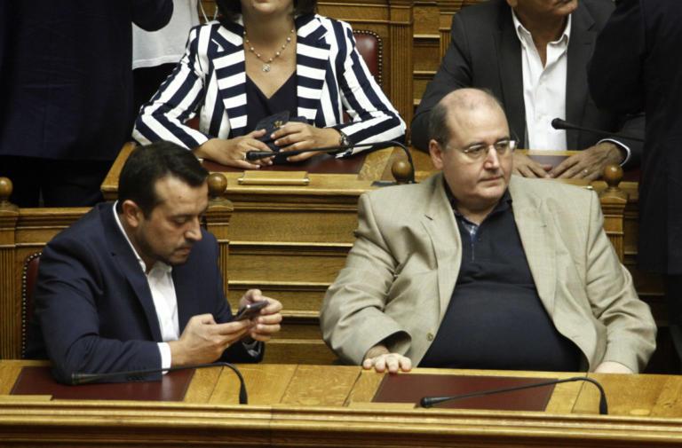Φίλης κατά Παππά για την ΕΡΤ: Κρίμα, υπέπεσε σε ολίσθημα | Newsit.gr
