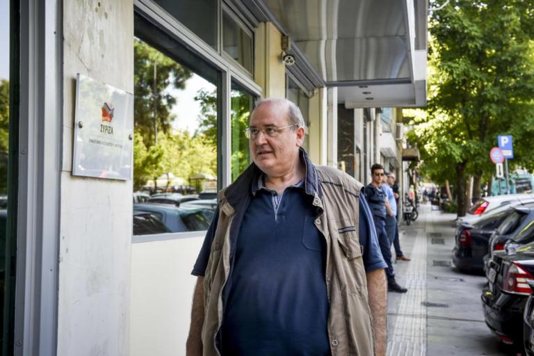 Κ.Ε. ΣΥΡΙΖΑ: Άστραψε και βρόντηξε ο Νίκος Φίλης για ΕΡΤ και Καμμένο
