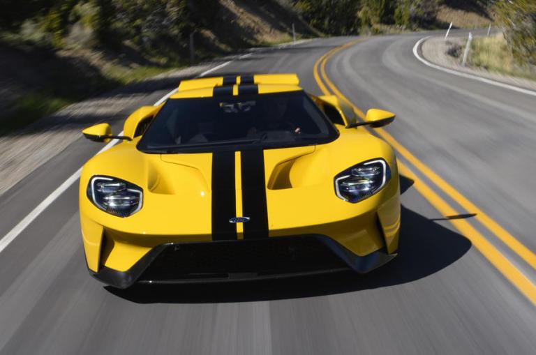 Η Ford ανακαλεί 200 GT λόγω κινδύνου πυρκαγιάς | Newsit.gr