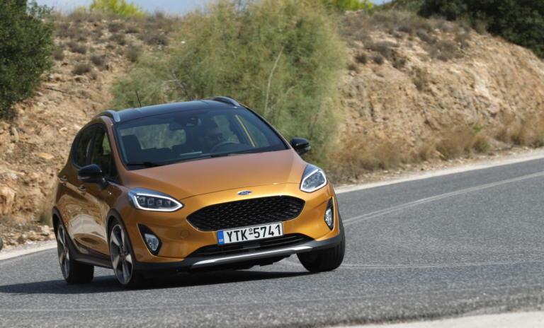Δοκιμάζουμε το ολοκαίνουργιο Ford Fiesta Active 1.5 TDCi 120 PS [pics] | Newsit.gr