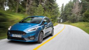 """Δοκιμάζουμε το """"καυτό"""" Ford Fiesta ST [pics]"""