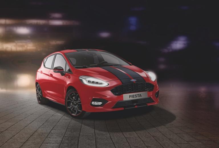 Νέα Ford Fiesta ST-Line Red Edition και Black Edition | Newsit.gr